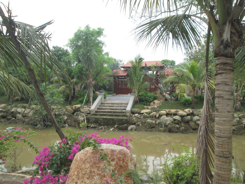 nhà vườn bờ sông long phước, đất vườn bờ sông long phước, cù lao long phước, khu đô thị long phước, du lịch nhà vườn long phước
