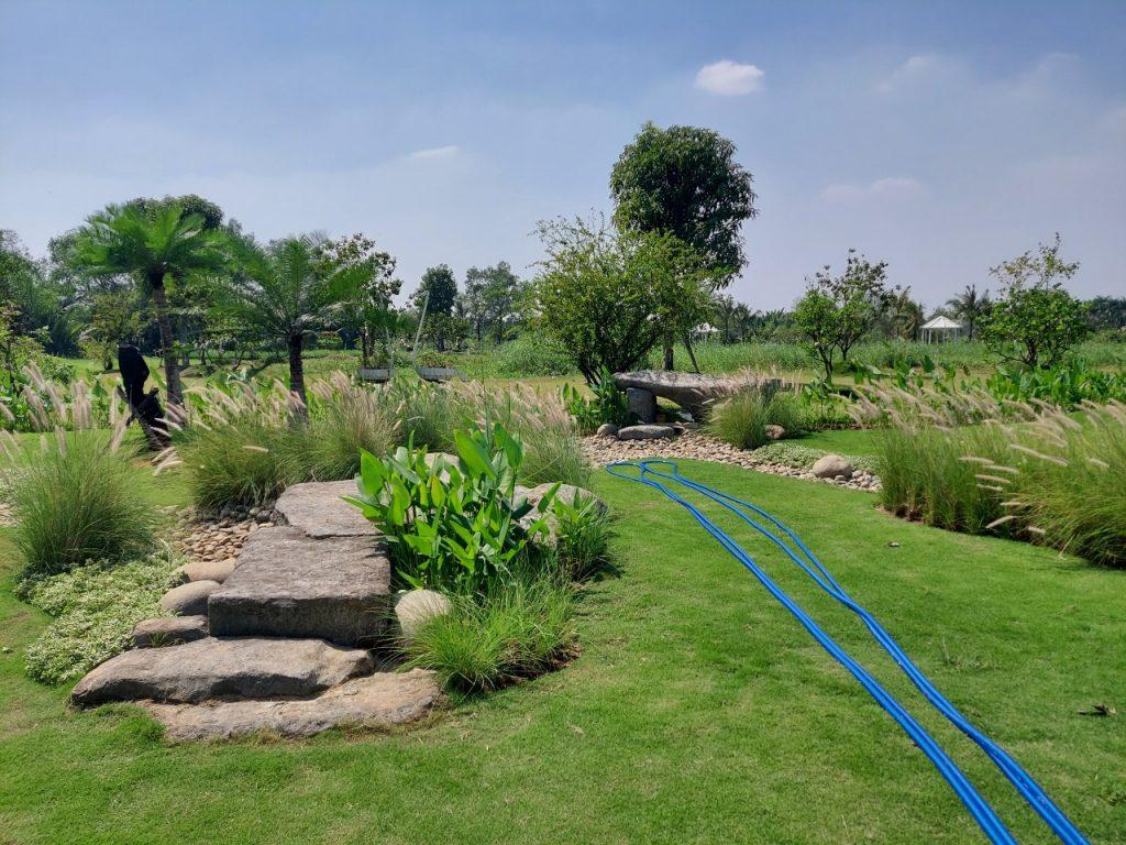 quy hoạch sử dụng đất vườn